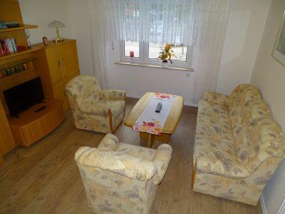 Schlafzimmer der Ferienwohnung zur Therme in Erwitte - Bad Westernkotten